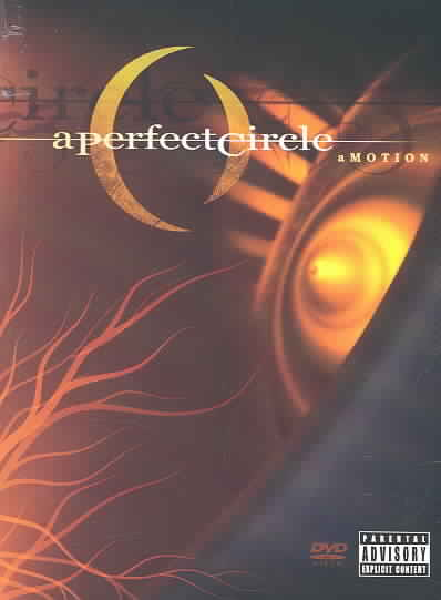 AMOTION BY PERFECT CIRCLE (DVD)